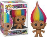 POP! Trolls: Good Luck Trolls - Rainbow Troll #01