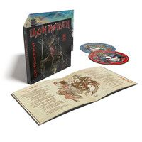Iron Maiden : Senjutsu 2-CD Digipak