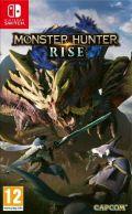 Monster Hunter Rise Nintendo Switch *käytetty*