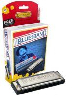 Hohner 1501BX Bluesband C Harmonica Huuliharppu
