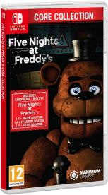 Five Nights at Freddys Core Collection Nintendo Switch