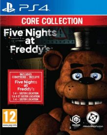 Five Nights at Freddys Core Collection PS4