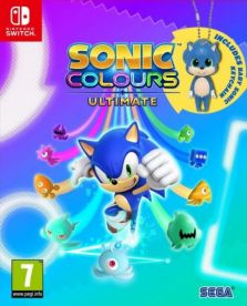 Sonic Colours: Ultimate Launch Edition Nintendo Switch
