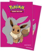 Ultra Pro Pokemon Eevee Deck Protector Korttisuojat 65kpl