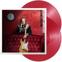 Trout, Walter : Ordinary Madness 2-LP, punainen vinyyli