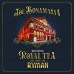 Bonamassa, Joe : Now Serving: Royal Tea Live from the Ryman CD
