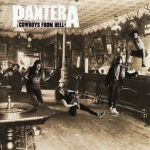Pantera : Cowboys From Hell LP