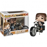 POP! Rides Television: The Walking Dead - Daryl Dixon on Chopper #08