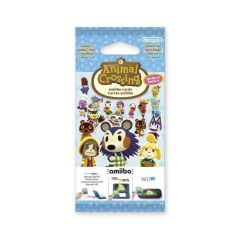 Amiibo Card: Animal Crossing - Series 3 -kortit 3kpl