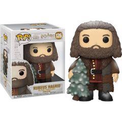 POP!: Harry Potter: Holiday - Rubeus Hagrid #126 Supersized