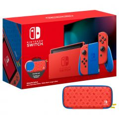 Nintendo Switch Mario Red & Blue Edition Nintendo Switch
