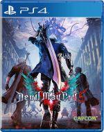 Devil May Cry 5 PS4 *käytetty*