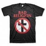 Bad Religion: Cross Buster t-paita