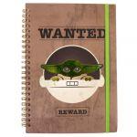 Star Wars The Mandalorian Yoda Child (Baby Yoda) A5 Vihko, Wanted Reward