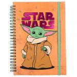 Star Wars The Mandalorian Yoda Child (Baby Yoda) A5 Vihko, Star Wars