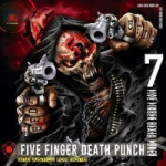 Five Finger Death Punch : And Justice For None CD