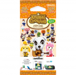 Amiibo Card: Animal Crossing - Series 2 -kortit 3kpl