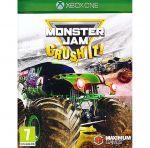 Monster Jam Crush it! Xbox One *käytetty*