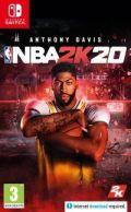 NBA 2K20 Nintendo Switch *käytetty*
