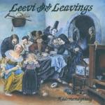 Leevi and The Leavings : Käärmenäyttely LP Sininen Vinyyli