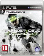 Tom Clancys Splinter Cell Blacklist PS3 *käytetty*