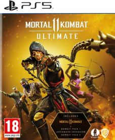 Mortal Kombat 11 Ultimate Edition PS5