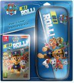 Paw Patrol: On A Roll Bundle Nintendo Switch (peli ja säilytyskotelo)