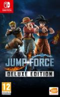 Jump Force Deluxe Edition Nintendo Switch
