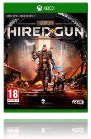 Necromunda: Hired Gun Xbox One/Xbox Series X *käytetty*