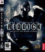 The Chronicles of Riddick: Assault on Dark Athena PS3 *käytetty*