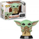 POP!: Star Wars The Mandalorian - The Child with Frog (Baby Yoda) #379