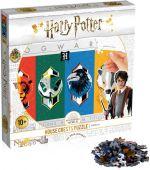 Harry Potter House Crests Palapeli, 500 palaa