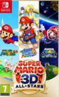 Super Mario 3D All Stars Nintendo Switch *käytetty*