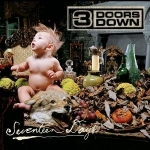 3 Doors Down: Seventeen Days CD