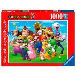 Nintendo Super Mario Palapeli, 1000 palaa