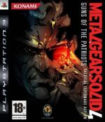 Metal Gear Solid 4: Guns of the Patriots PS3 *käytetty*