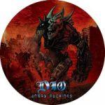 Dio : God Hates Heavy Metal LP (kuvavinyyli), RSD 2021 Part 2