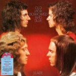 Slade : Old New Borrowed and Blue LP