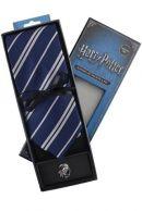 Harry Potter Ravenclaw Kravatti ja metallinen pinssi