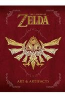 The Legend of Zelda Art & Artifacts Kirja
