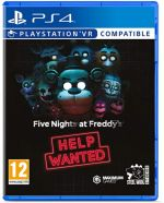 Five Nights at Freddys: Help Wanted (VR Compatible) PS4