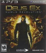 Deus Ex: Human Revolution PS3 *käytetty*