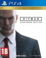 Hitman: The Complete First Season Steelbook Edition PS4 *käytetty*