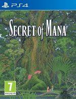 Secret of Mana PS4 *käytetty*