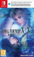 Final Fantasy X/X-2 HD Remaster Nintendo Switch