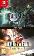 Final Fantasy VII & VIII Remastered Nintendo Switch