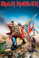Iron Maiden Trooper 61 x 91 cm Juliste