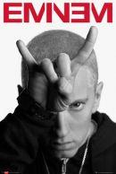 Eminem Horns 61 x 91 cm Juliste