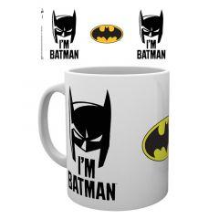 DC Comics Im Batman Cowl muki