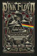 Pink Floyd Rainbow Theatre 61 x 91 cm Juliste